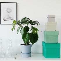 IKEA hack – flowerpot