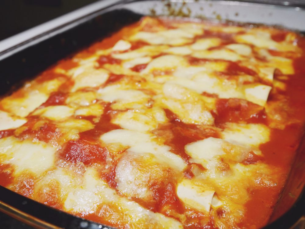 how to make cannelloni spinach and ricotta