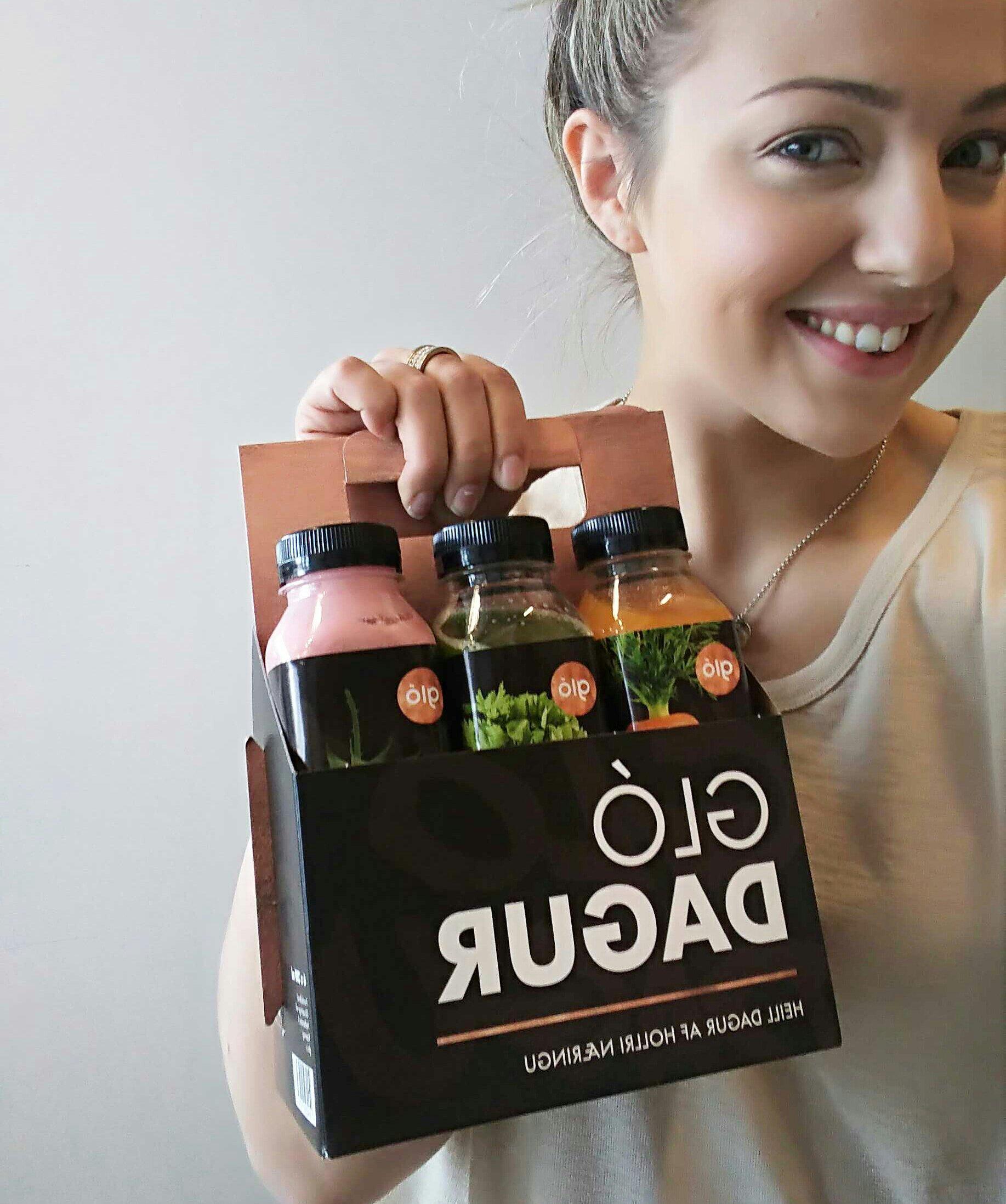 Detox week – GLO juice pack
