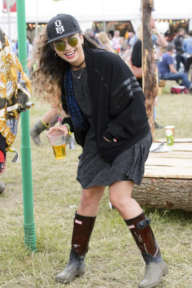 Glastonbury Festival, Britain - 27 Jun 2015