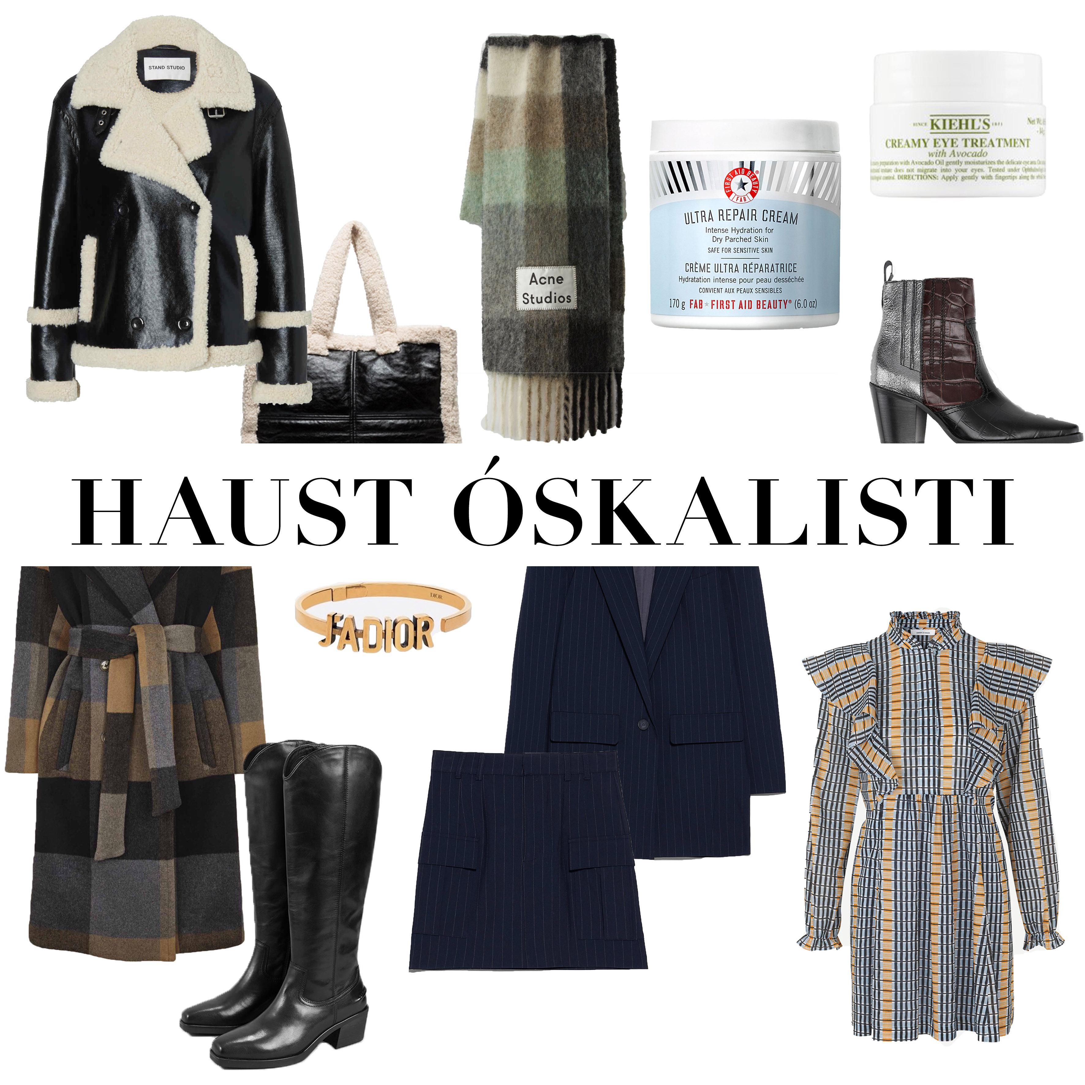 HAUST ÓSKALISTINN