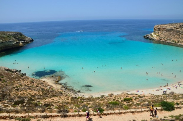 2013-Travelers-Choice-Beaches-Awards-Top-25-World-Rabbit-Beach-Lampedusa-Italy-1024x677