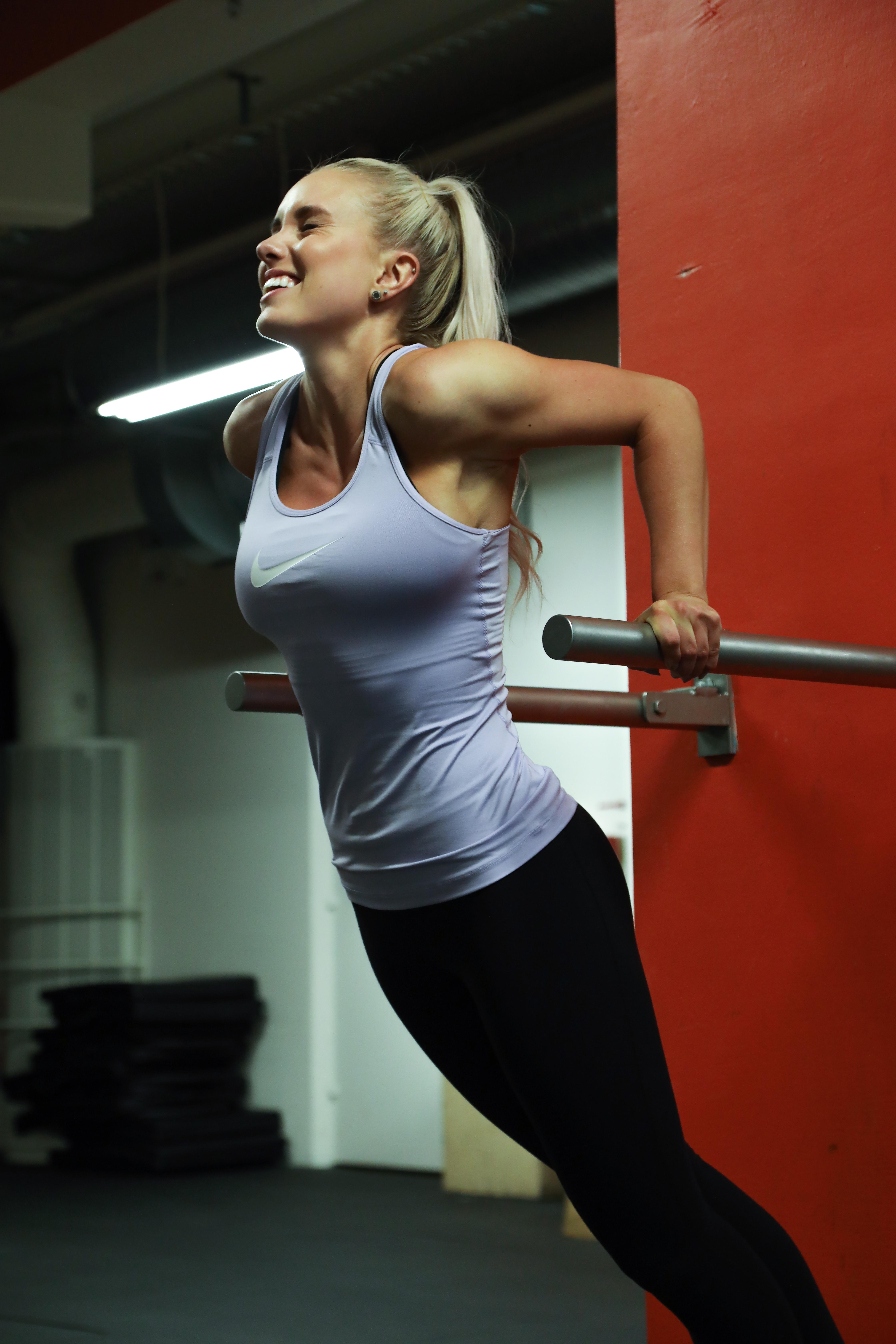 Workout – MYNDIR