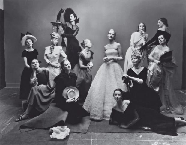 Forsíðufyrirsætur - maí 1947