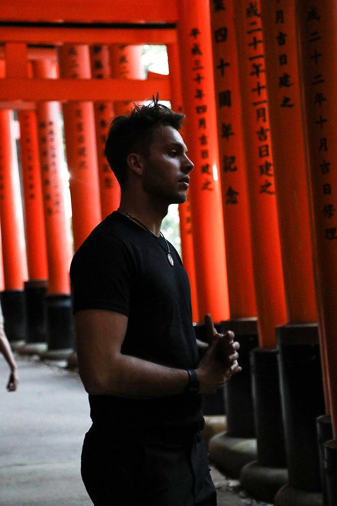 JAPAN: TORII HLIÐIN Í KYOTO –