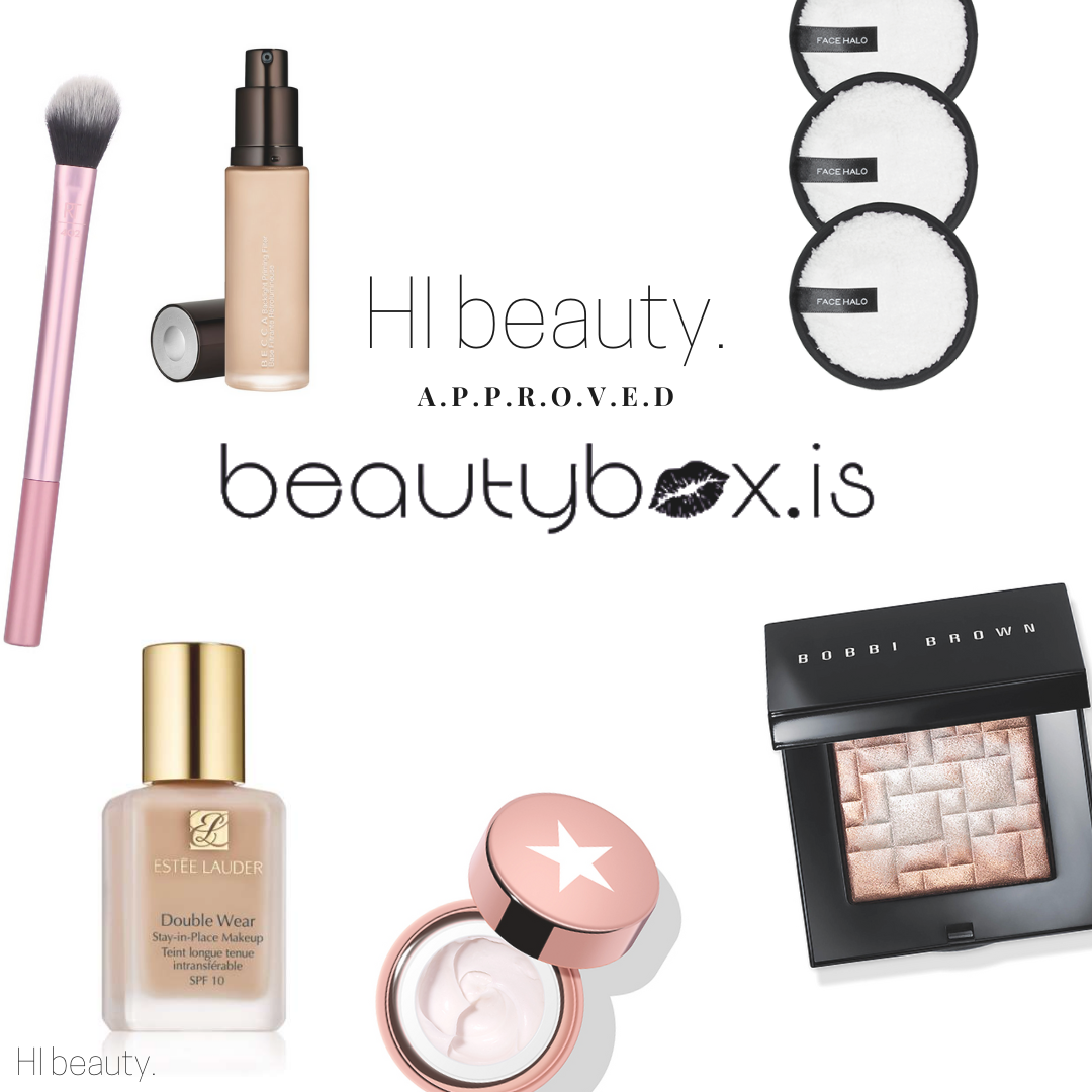 HI BEAUTY APPROVED: BEAUTYBOX.IS