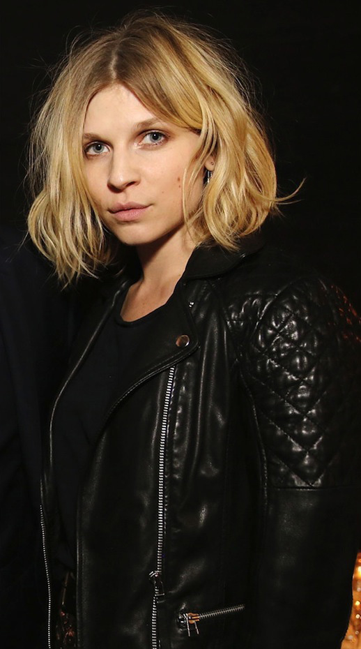 Le-Fashion-Blog-Parisian-Cool-Clemence-Poesy-Wavy-Bob-Quilted-Leather-Mytheresa-Party-Paris-2014-1