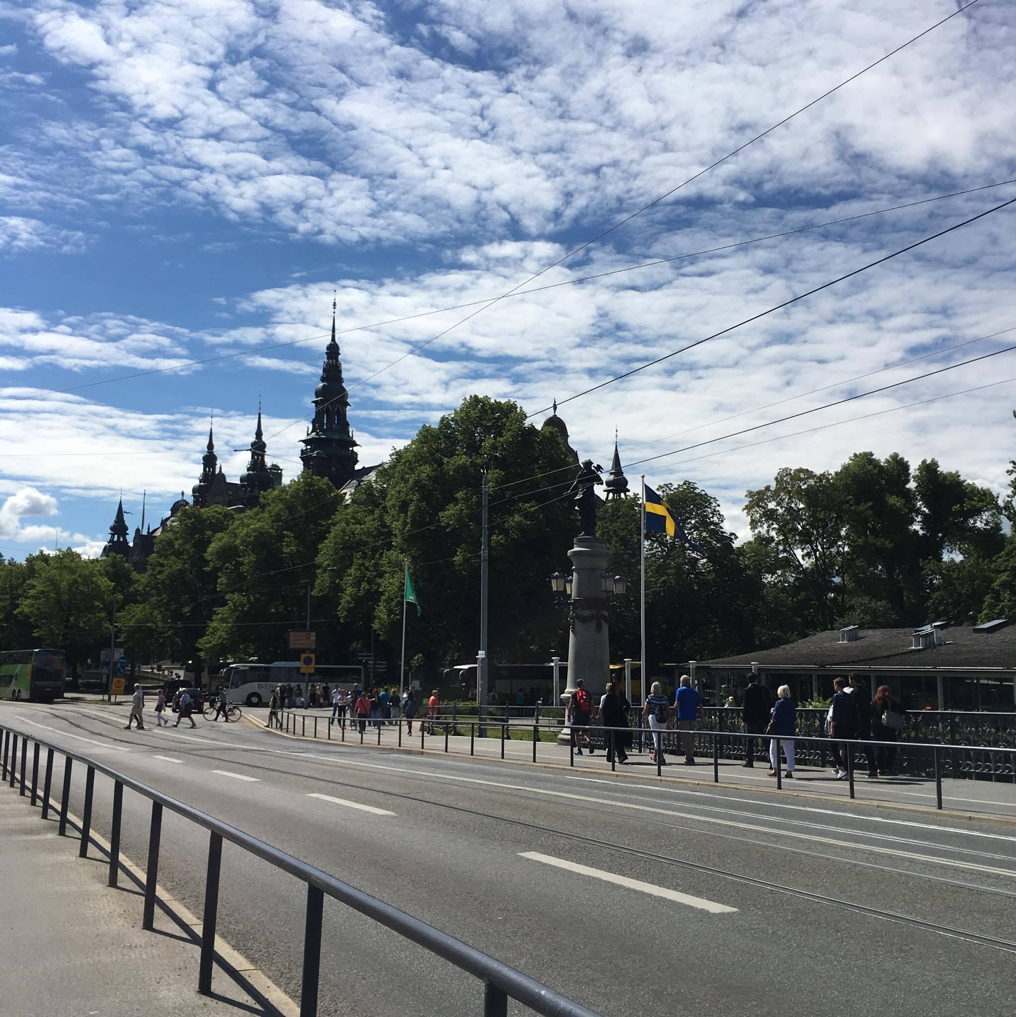 WEEKEND GETAWAY / STOCKHOLM