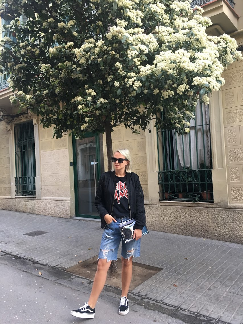 INTERVIEW WITH SA MAGAZINE – FAV PLACES IN BCN
