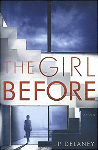 BOOK OF THE MONTH 04 : THE GIRL BEFORE