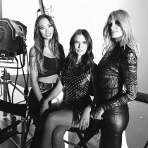 BEHIND THE SCENES/ L'OREAL PHOTOSHOOT
