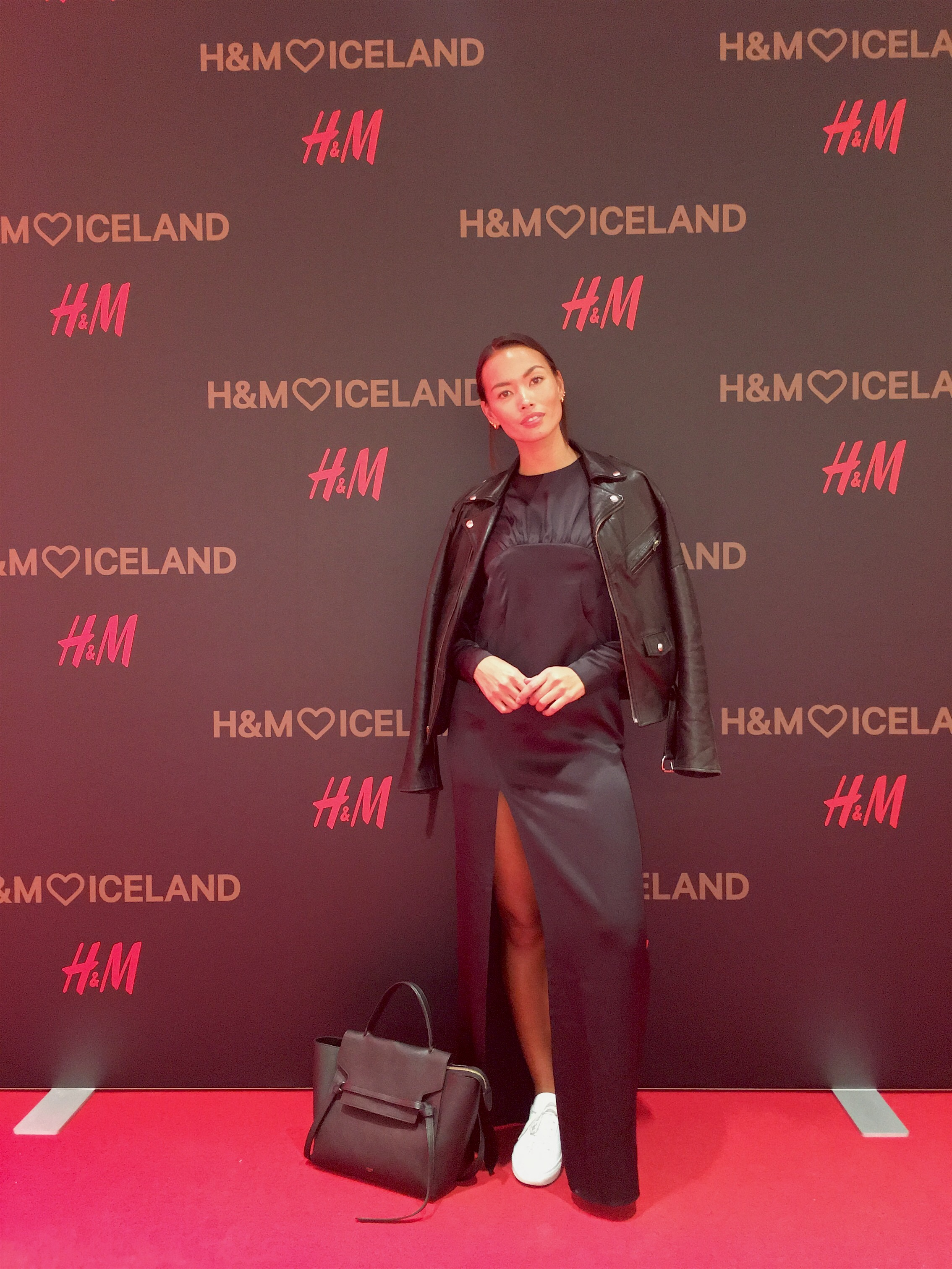 H&M LAUNCH PARTY ICELAND