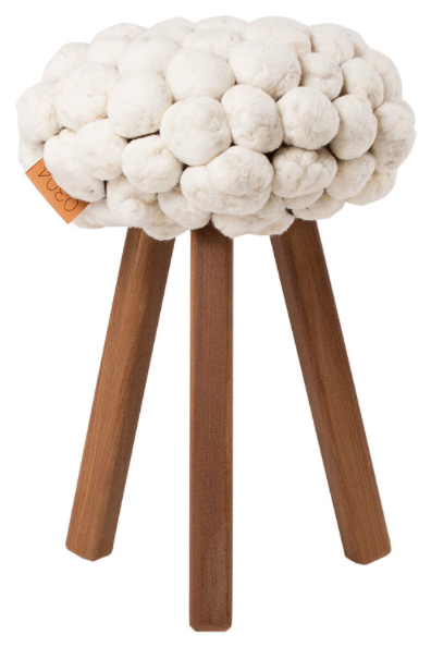 Wool Stool by 0304