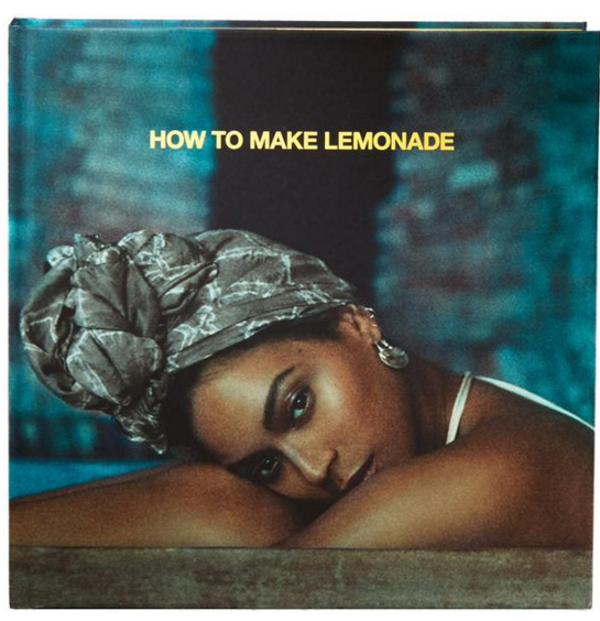 """Óskalistinn: 600 blaðsíðna Beyoncé """"Tablebook"""""""