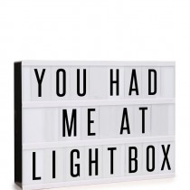 Lightbox Trend