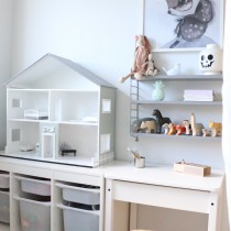 – Kids room Storage –
