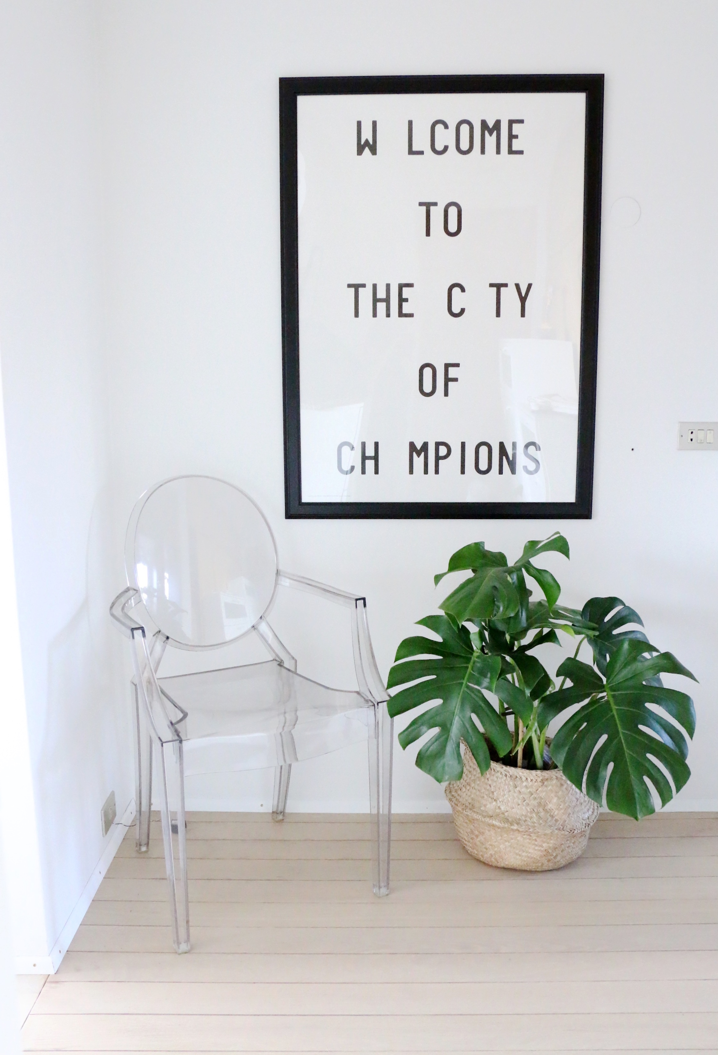 – Decorate with Plants –