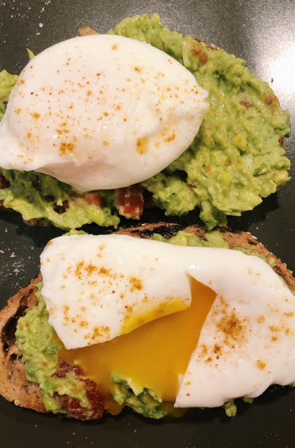 NEWEST OBSESSION – AVOCADO TOAST