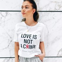 LOVE IS NOT A CRIME: