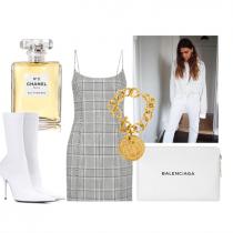 HELGAR DRESS: