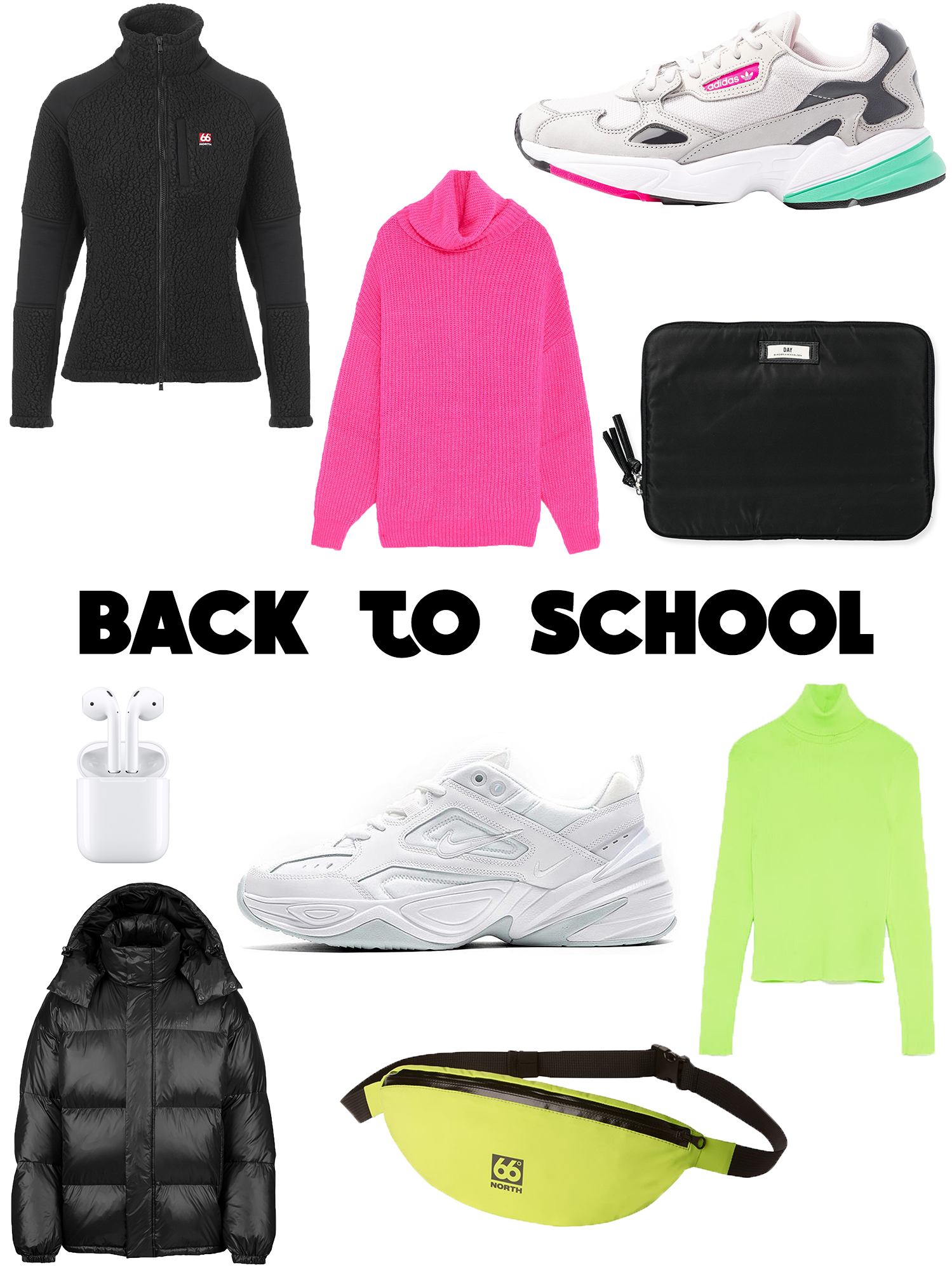 BACK TO SCHOOL: