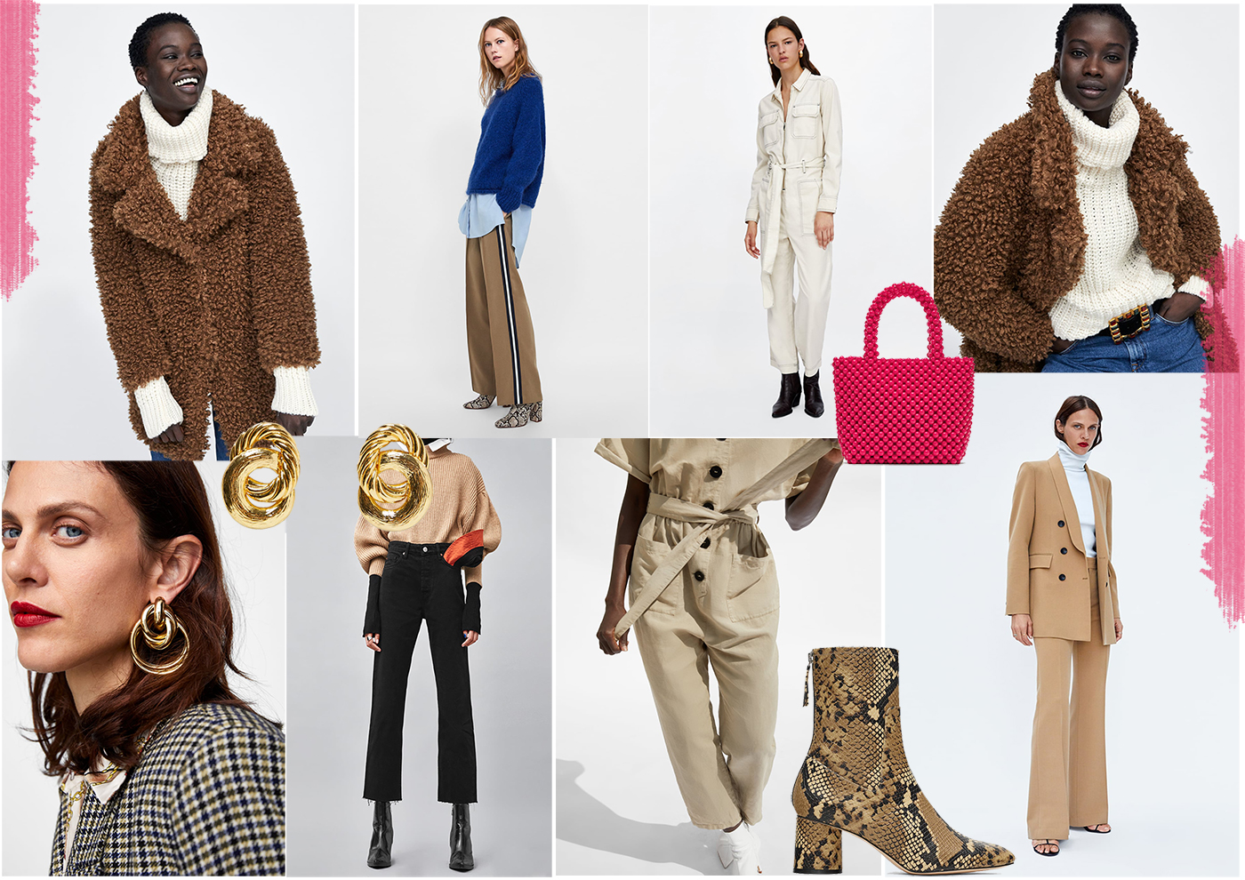 TOP 10 ON THE WISHLIST:ZARA