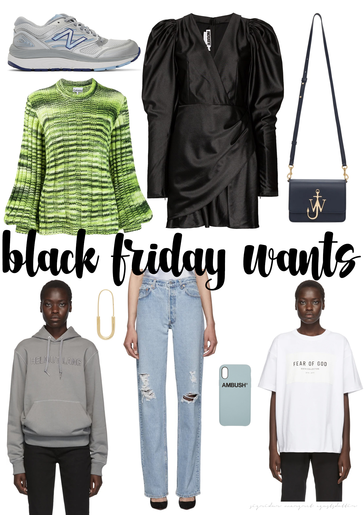 BLACK FRIDAY:WANTS