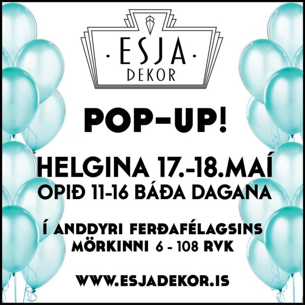 Esja Dekor Pop Up