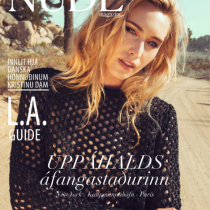 NUDE MAGAZINE: THE HOT SUMMER ISSUE
