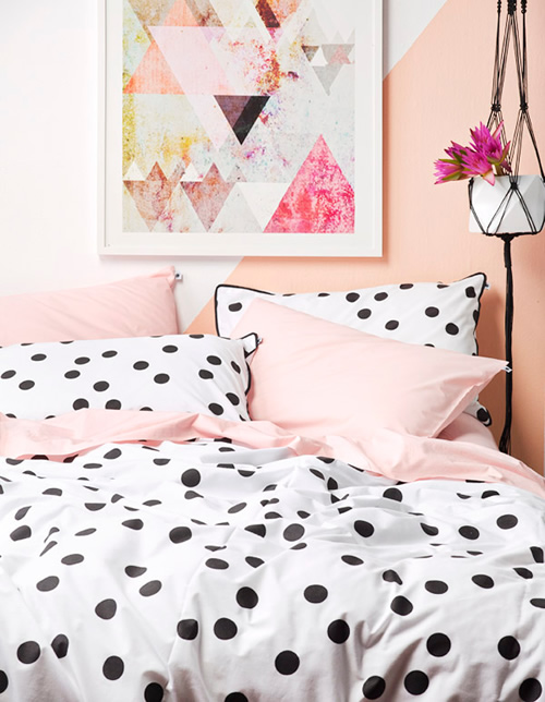spotted-bedding