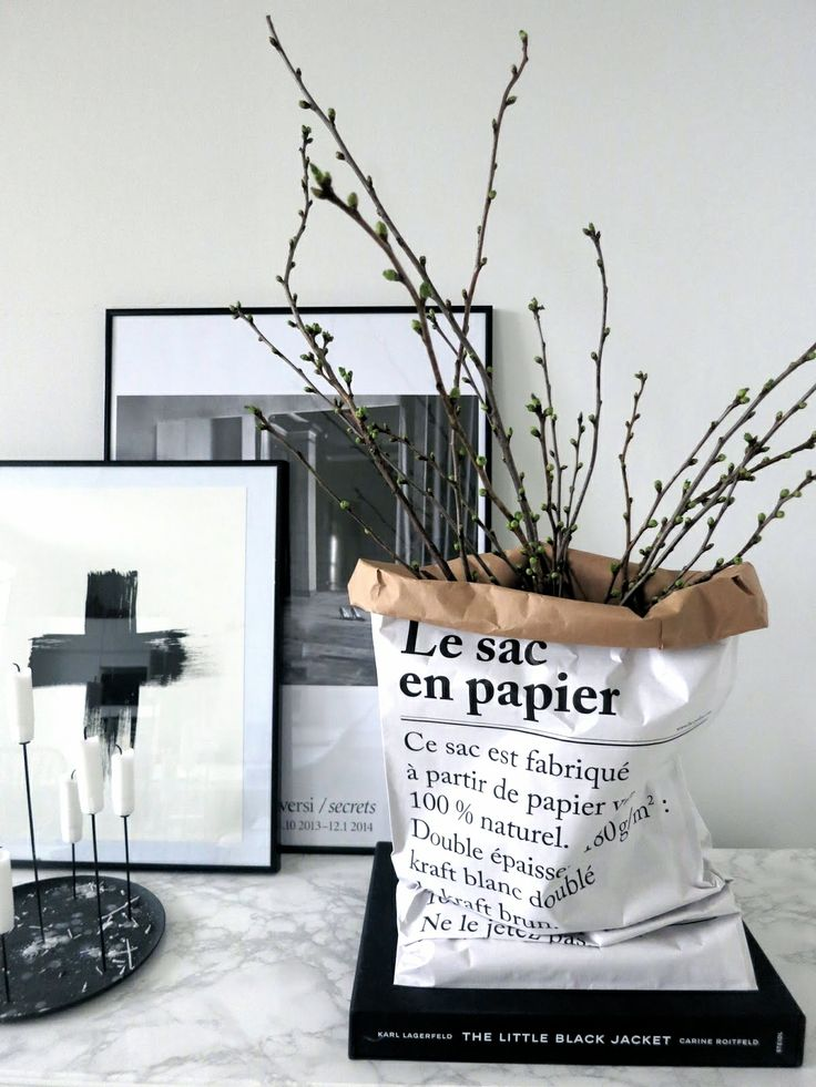 le sac en papier merci trendnet. Black Bedroom Furniture Sets. Home Design Ideas