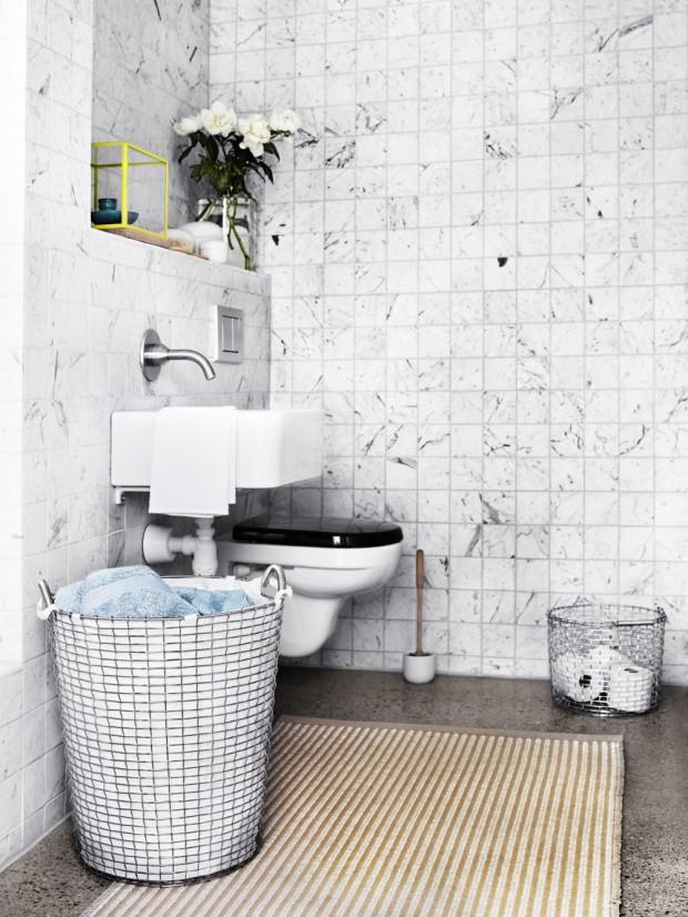 Classic 80 & Bucket 20, laundry bag - Bathroom 2