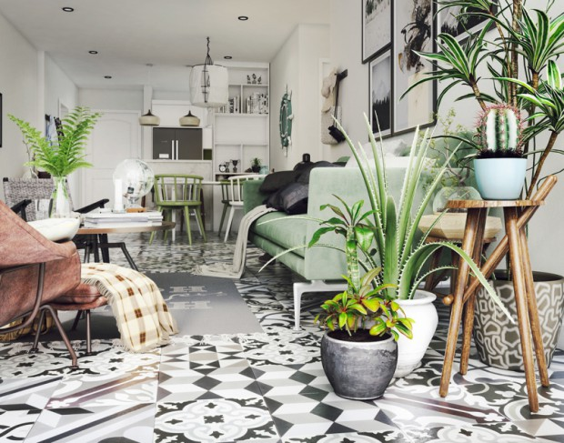 green-living-room-4