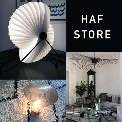 HAF STORE OPNAR INNAN SKAMMS : ÞAU GEFA ECLIPSE LAMPA ♡