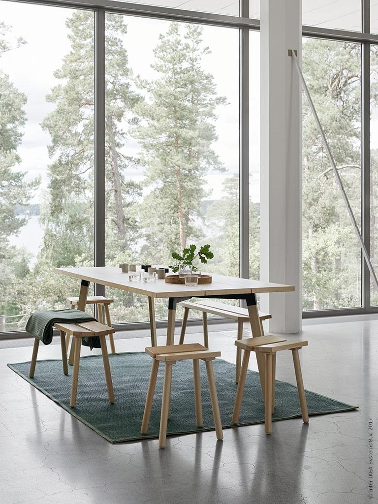 TALIÐ NIÐUR : IKEA X HAY