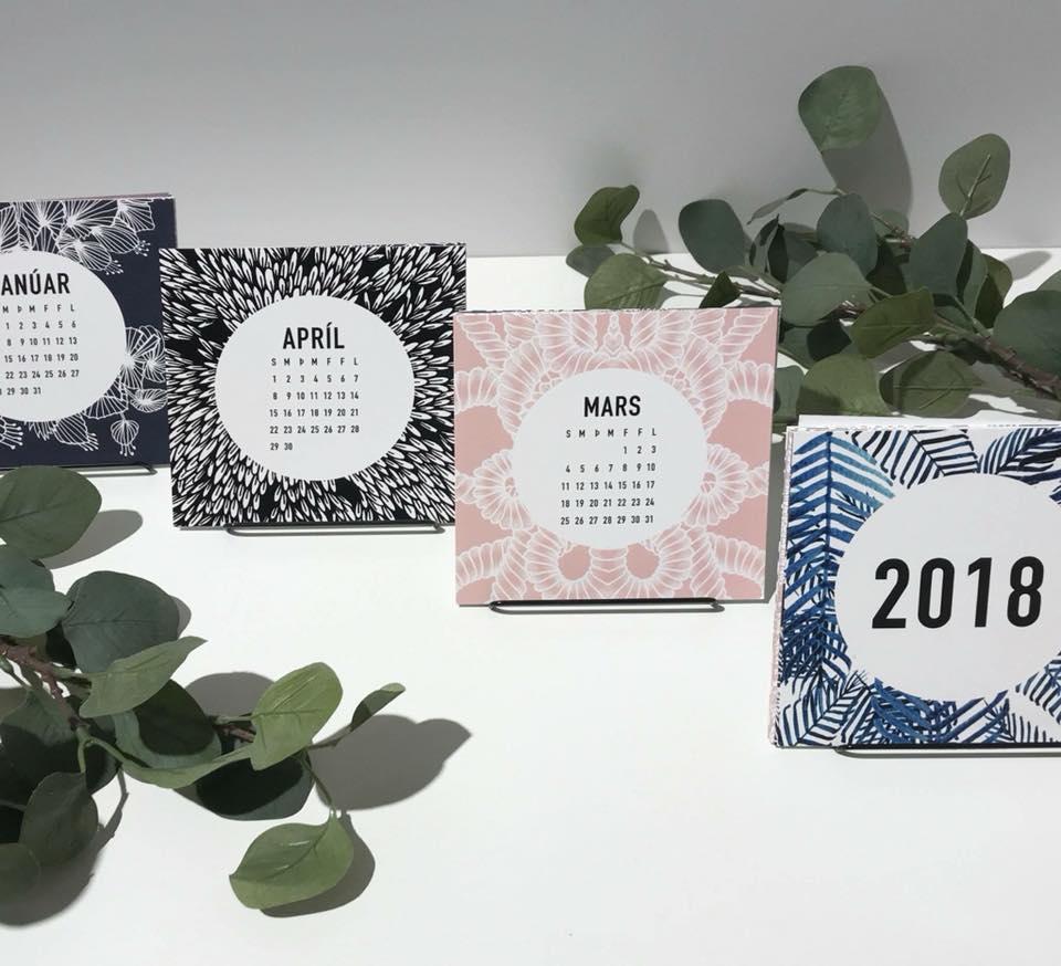 2018 DAGATÖL FRÁ HEIÐDÍSI HELGADÓTTUR
