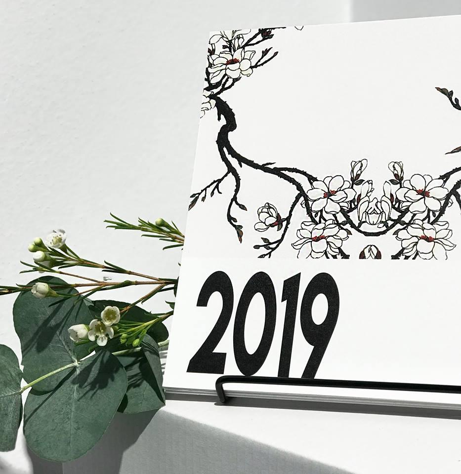 2019 DAGATÖL // HEIÐDÍS HELGADÓTTIR
