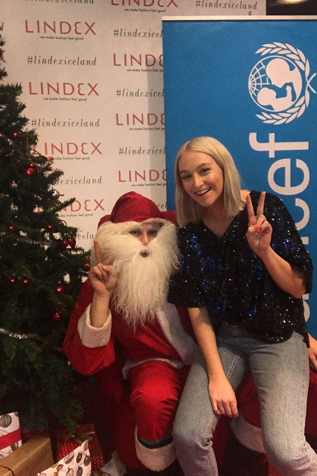 Barnadagur UNICEF í Lindex