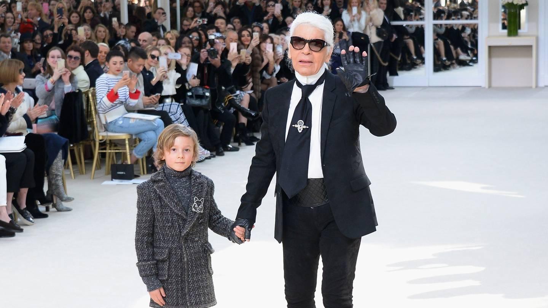 Karl Lagerfeld er dáinn