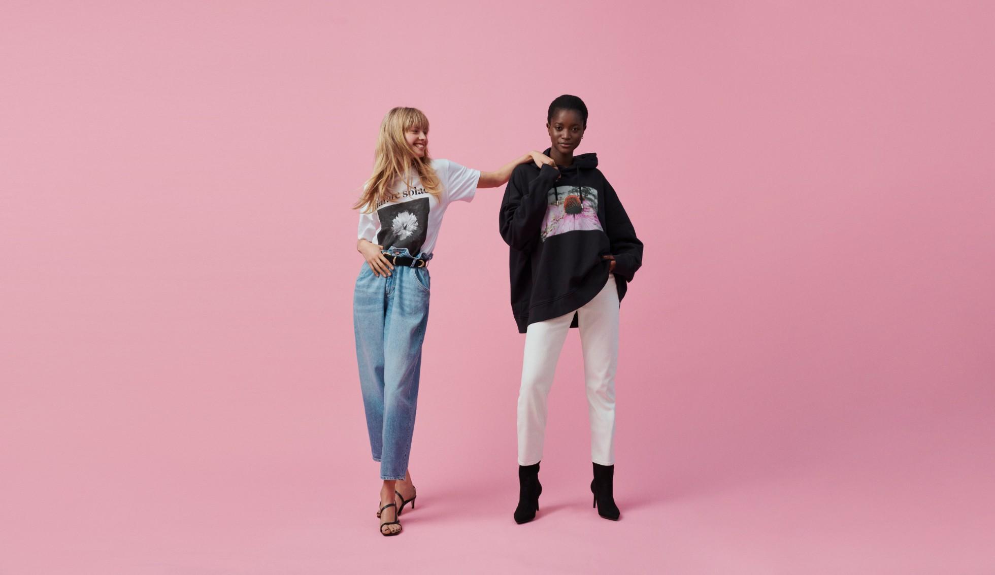 H&M og Helena Christensen kynna samstarfslínu