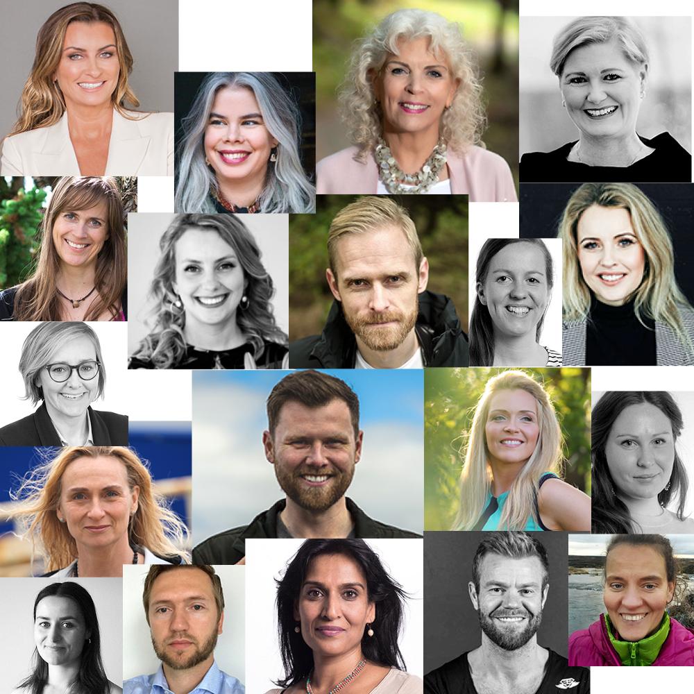 Tökum 2020 í okkar hendur – fyrirlestraröð fyrir þig?